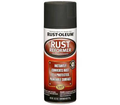 Rust-Oleum 248658 Auto Coatings Rust Reformer Primer Black 10-1/4 Ounce Spray