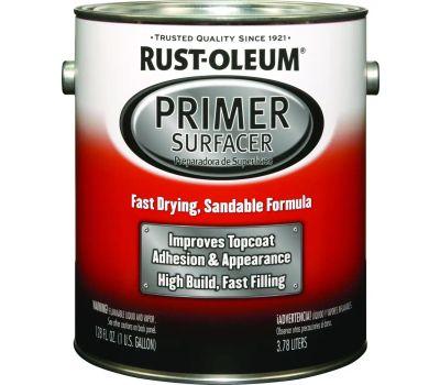 Rust-Oleum 249332 Auto Coatings High Build Primer Light Gray Gallon