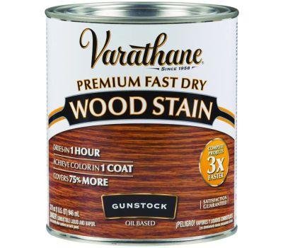 Varathane 262007 Stain Wood Int Gunstock Qt