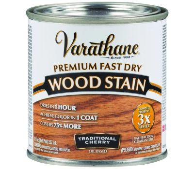 Varathane 262027 Stain Wood Int Cherry 1/2Pt