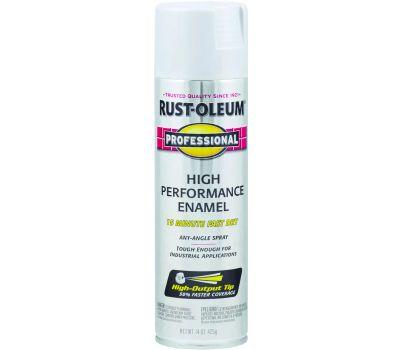 Rust-Oleum 7515838 Professional Aluminum High Performance Spray Enamel 15 Ounce
