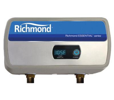 Rheem Richmond RMTEX-04 Tankless Electric Water Heater 3.5Kw 120V