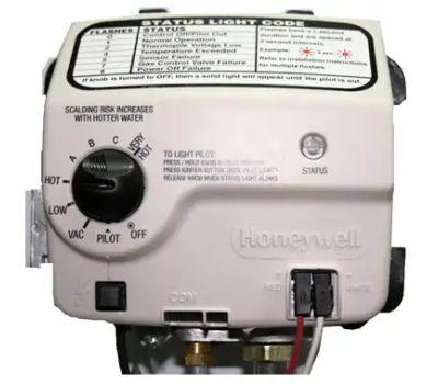 Reliance Water Heater 100112336 Honey Elec Gas Valve
