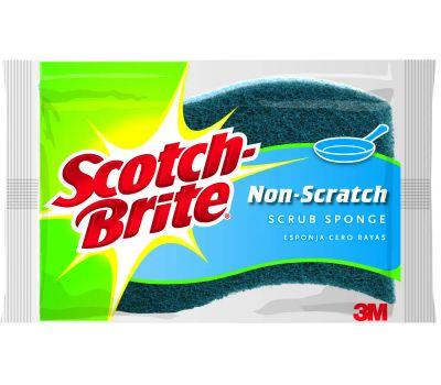 3M 521 Scotch Brite Soft Scour Multi Purpose Scrubbing Sponge