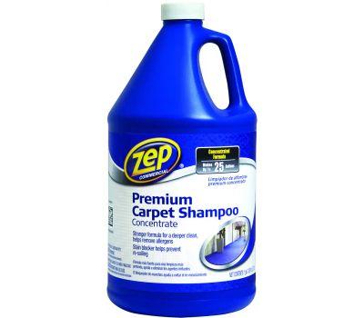 Zep ZUPXC128 Gallon Premium Carpet Shampoo