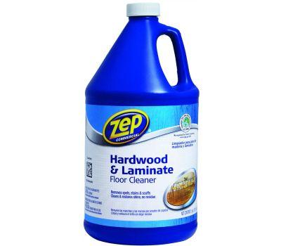 Zep ZUHLF128 1 Gallon Hardwood And Laminate Floor Cleaner