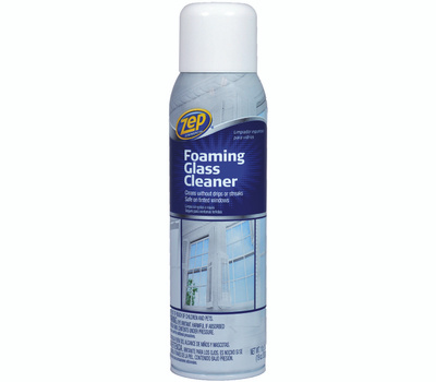 Zep ZUFGC19 24 Ounce Foaming Glass Cleaner