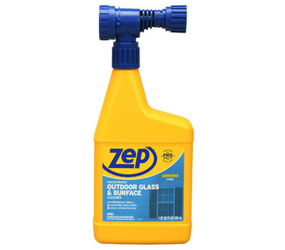Zep U49910 32 Ounce Out Glass Cleaner