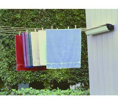 Household Essentials 15-7 5 Line Retractable Clothesline