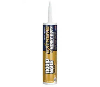 Liquid Nails LN-907 Liquid Nails Construction Adhesive, 10 Ounce Cartridge