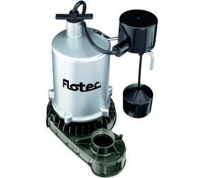 Pentair FPZT7550 Flotec Cast Iron Pump 3/4 Hp