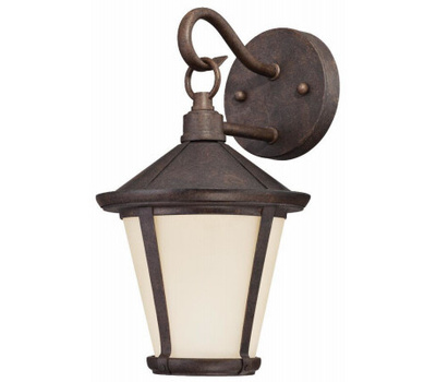Westinghouse 62041 Darcy 00 Outdoor Wall Fixture, 120 V, 9 W, Led Lamp, 748 Lumens, 2700 K Color Temp