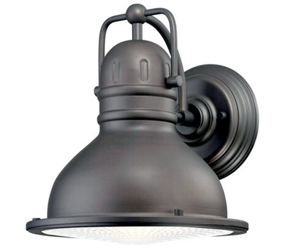 Westinghouse 62046 Orson 00 Outdoor Wall Fixture, 120 V, 9 W, Led Lamp, 550 Lumens, 2700 K Color Temp