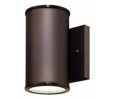 Westinghouse 63156 Mayslick Outdoor Wall Fixture, Led Lamp, 2700 K Color Temp, Steel Fixture