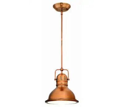 Westinghouse 63084A Mini Pendant Light, 120 V, 1-Lamp, Led Lamp, 800 Lumens, 3000 K Color Temp