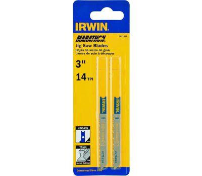 Irwin 3071314 Marathon Jigsaw Blade 3-1/4 Inch 14 Tooth Bi Metal