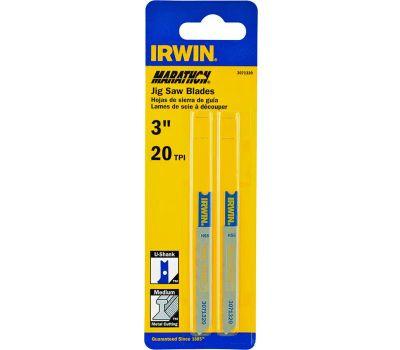 Irwin 3071320 Marathon Jigsaw Blade 3 Inch 20 Tooth Bi Metal