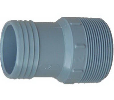 Lasco Fittings 350410 1 Inch Poly Insert Male Adapter Insert X MIP