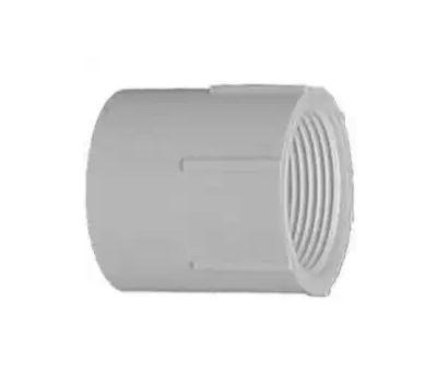 Lasco Fittings 30314 1-1/4 Inch PVC Female Adapter Slip X FIP