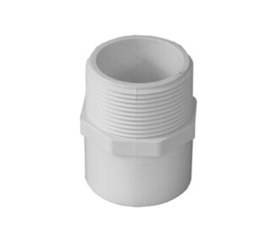 Lasco Fittings 30454 1-1/4 By 1-1/2 Inch Reducing Male Adapter Slip X MIP