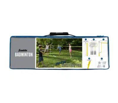 Franklin Sports 52632 Badminton Set Family Outdoor