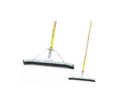 Simple Spaces 93450 Floor Squeegee 24 Inch With Brace