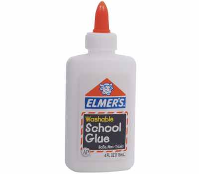 Elmers E304 School Glue Washable 4 Ounce