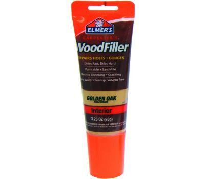 Elmers E861 3.25 Ounce Interior Wood Filler Golden Oak