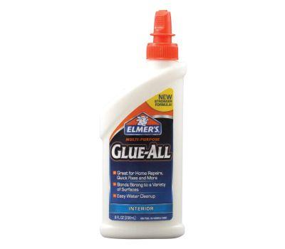 Elmers E3820 Glue All 8 Ounce Multi Purpose Glue