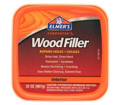 Elmers E842L Wood Filler Interior 1 Quart