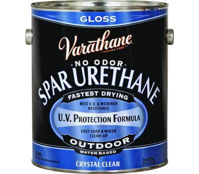 Varathane 250031 Crystal Clear Gloss Spar Urethane Gallon Oil Based