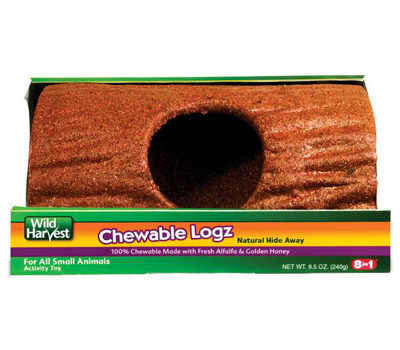 Spectrum P-E12205 Wild Harvest Lg Bird Chewable Log