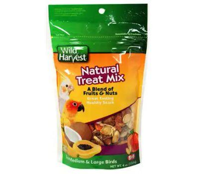 Spectrum P-44079 Wild Harvest 4 Ounce Nat Treat Mix
