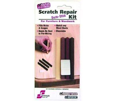 HF Staples 801 Decto Stick Repair Kit Wood Scratch