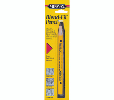 Minwax 11002 Wood Repair Pencil #2 Natural & Bleached
