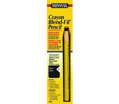 Minwax 11009 Wood Repair Pencil #9 Ebony & Jacobean
