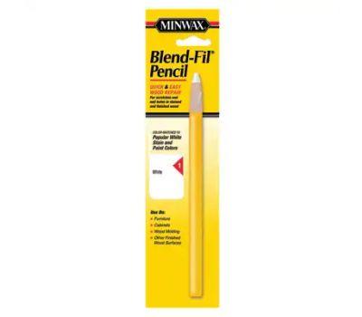 Minwax 110116666 Wood Repair Pencil #1 White