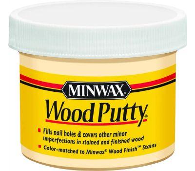 Minwax 13610 Natural Pine Minwax Wood Putty 3-3/4 Ounce
