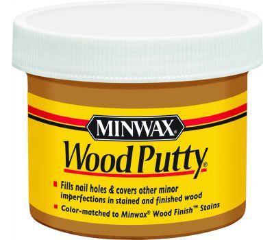 Minwax 13611 Golden Oak Minwax Wood Putty 3-3/4 Ounce