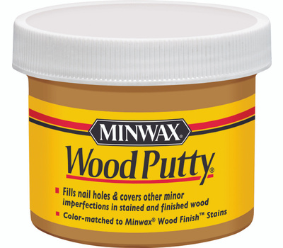 Minwax 13614 Early American Minwax Wood Putty 3-3/4 Ounce