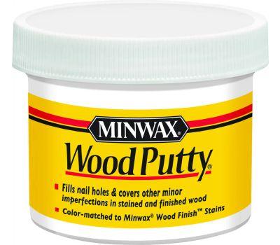 Minwax 13616 White Minwax Wood Putty 3-3/4 Ounce