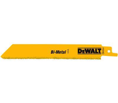DeWalt DW4844 6 Inch Reciprocating Saw Blade