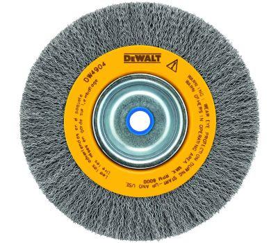 DeWalt DW4904 Wheel Brush Crimp 6in