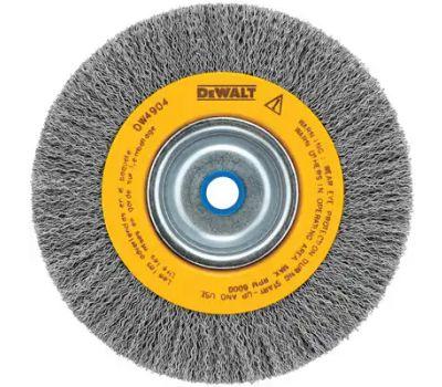 DeWalt DW4905 Wheel Brush Whl Arbor 5/8-1/2