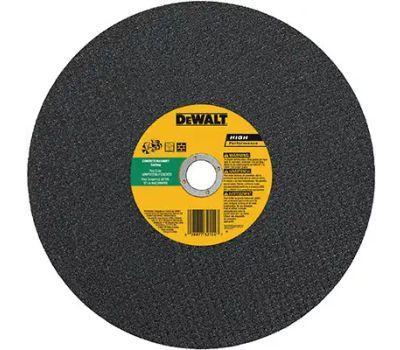 DeWalt DW8025 Whl Cut-Off Cn/Msn 14x1/8x20mm