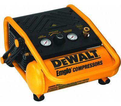 DeWalt D55140 Compressor Quite 135Psi 1 Gal