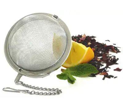 Norpro 5504 2.5 Inch Ss Mesh Tea Ball