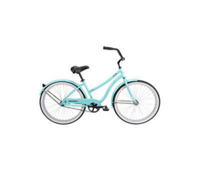 Huffy 66659 Women's Cruiser Bicycle, Lightweight Aluminum Frame, High Tide, 26 in