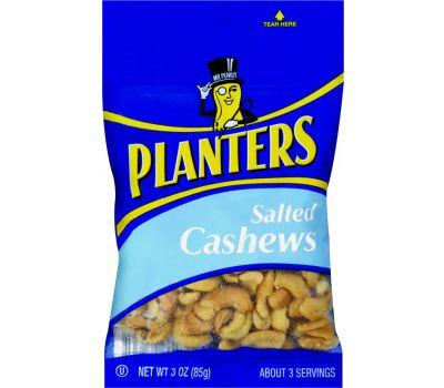 Kraft 422465 Planters Cashew, 3 Ounce Bag