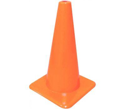Hy Ko SC-18 Hy-Ko Traffic Safety Cone, 18 in H Cone, Vinyl Cone, Fluorescent Orange Cone